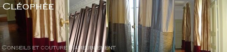 confection rideaux conseils. Black Bedroom Furniture Sets. Home Design Ideas